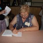 Автограф от души